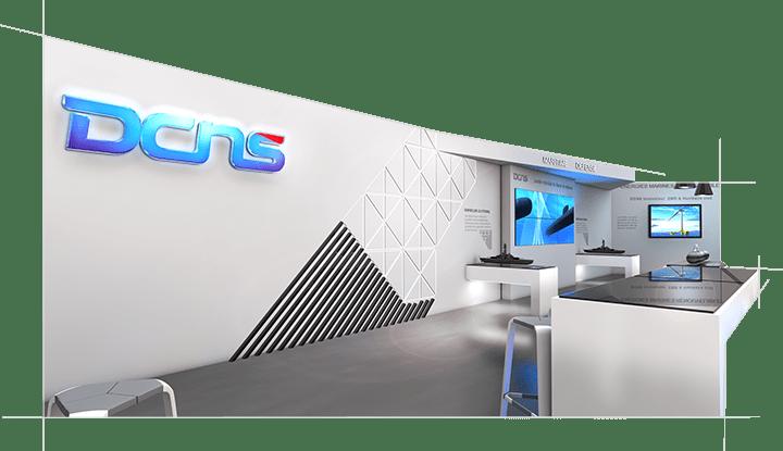 ESPACE DE COMMUNICATION DCNS audace-expo