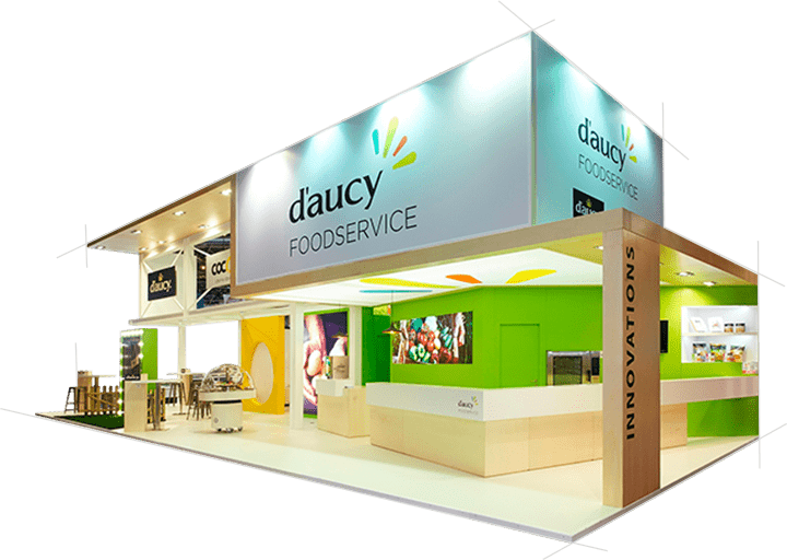 Stand Traditionnel Daucy Audace