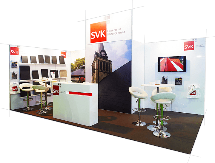 STAND MODULABLE SVK audace-expo