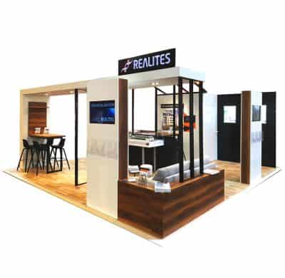 STAND MODULABLE REALITES audace-expo
