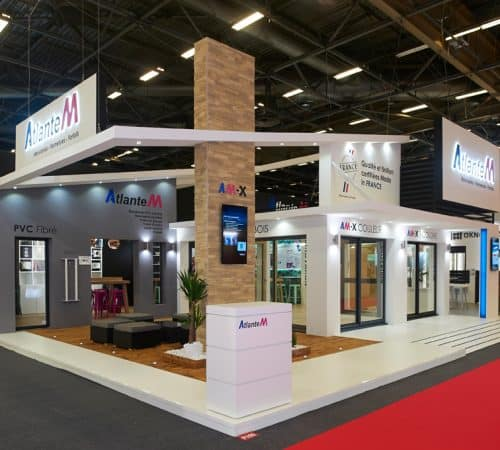 STAND TRADITIONNEL ATLANTEM audace-expo